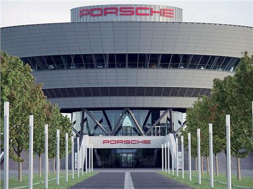 Новость про Porsche - Porsche строят экологический завод