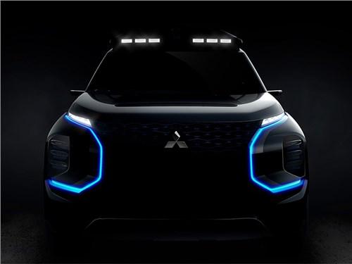 Новость про Mitsubishi - Mitsubishi Engelberg Tourer