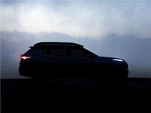 Новость про Mitsubishi - Mitsubishi Engelberg Tourer концепт 2019
