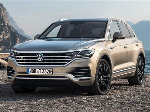 Новость про Volkswagen Touareg - Volkswagen Touareg 2020