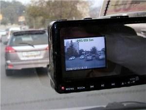 На общественный транспорт установят видеорегистраторы