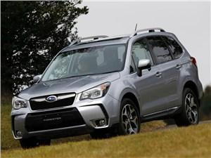 Новость про Subaru Forester - Subaru Forester 2013