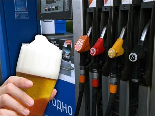 Глава ЛУКОЙЛа назвал плюсы от продажи алкоголя на АЗС