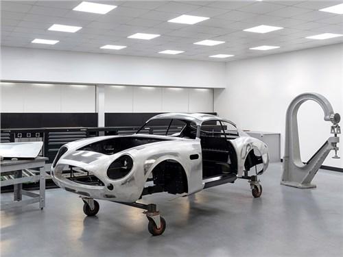 Aston Martin строит новые DB4 GT Zagato «по старинке»