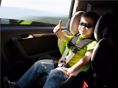 ГИБДД хочет снизить максимальную скорость для водителей с детьми