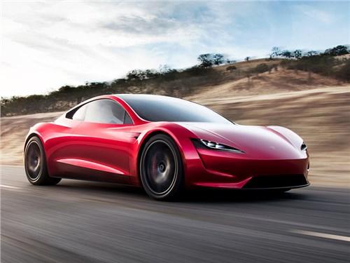 Tesla Roadster снова претендует на рекорд