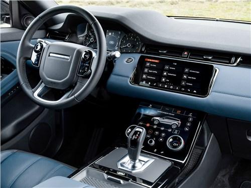 Land Rover Range Rover Evoque 2020 салон