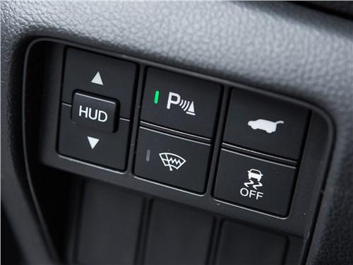 Honda CR-V 2017 кнопки