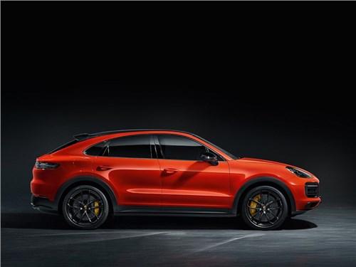 Новость про Porsche Cayenne Coupe - Porsche Cayenne Coupe 2020