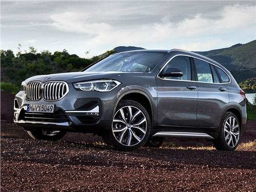 Новость про BMW X1 - BMW X1 xDrive25e