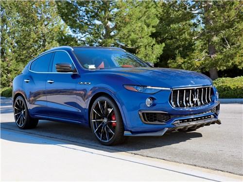 LARTE Design   Maserati Levante вид спереди