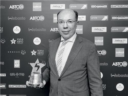 Андрей Родионов (Mercedes-Benz)
