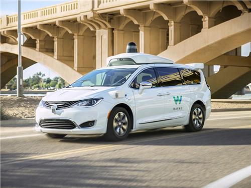 Подразделение Google поможет Renault-Nissan на беспилотном фронте