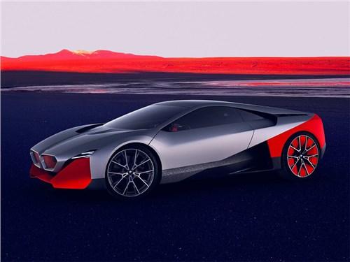 Новость про BMW - BMW Vision M Next Concept 2019