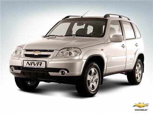 Chevrolet Niva стала динамичнее