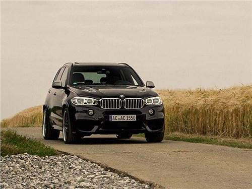 Новость про BMW X5 - AC Schnitzer BMW X5