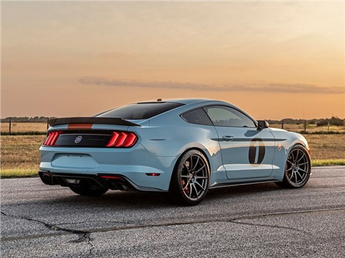 Ford Mustang создают во имя истории