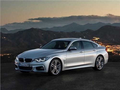 BMW покажет концепт нового купе