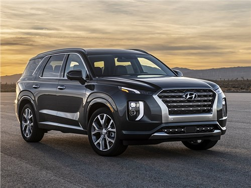 Новость про Hyundai Palisade - Hyundai Palisade 2020