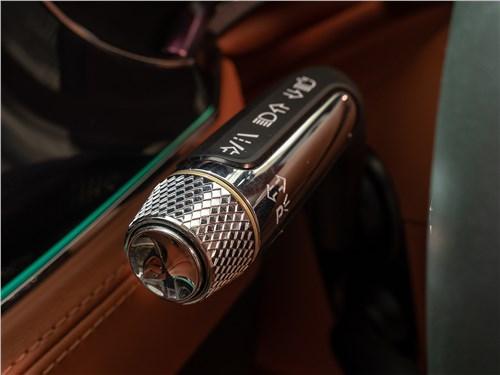 Bentley Continental GT 2018 подрулевые рычажки