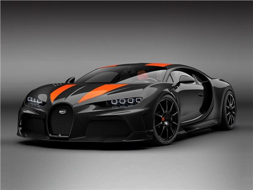 Bugatti-рекордсмен стал серийным