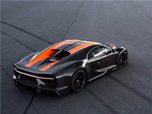 Bugatti перестает гнаться за скоростью