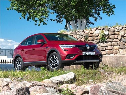 Renault Arkana провалилась в продажах