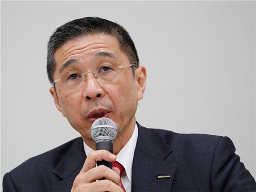 Глава Nissan совершил бизнес-харакири