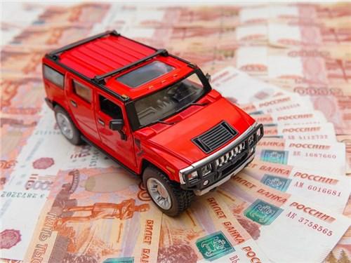 В России уменьшился транспортный налог