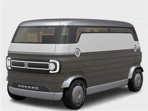 Suzuki представят новый автомобиль или коробку…