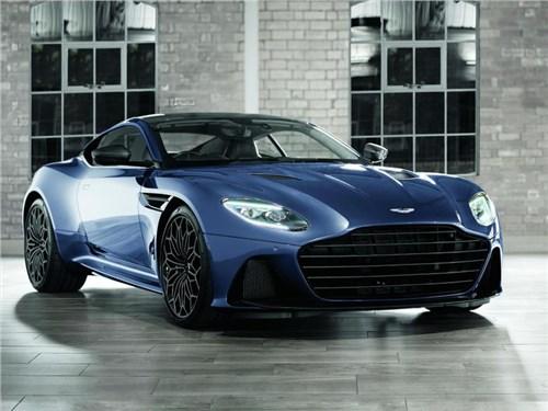 Aston Martin выпустил купе DBS с дизайном от самого Джеймса Бонда