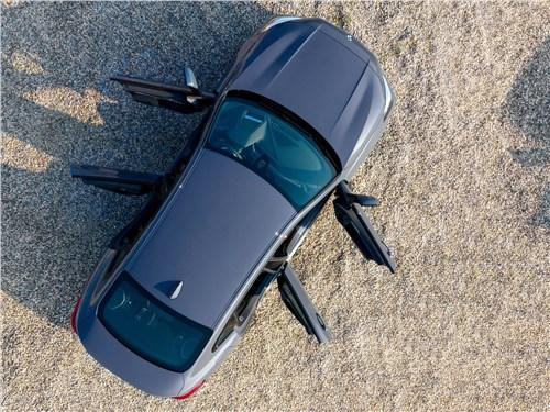 Предпросмотр bmw 2-series gran coupe 2020 вид сверху