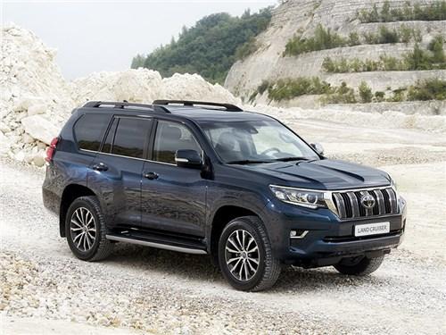 Toyota Land Cruiser Prado: объявлен массовый отзыв