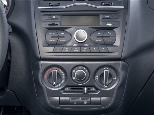Lada Granta Drive Active 2019 центральная консоль