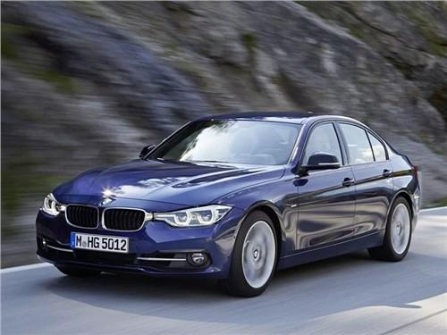 BMW отзовет более 4 тысяч автомобилей в России