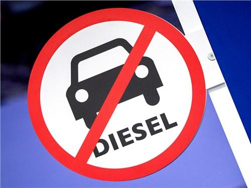 Англия запрещает дизельные двигатели