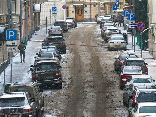 Власти Москвы готовят водителям новогодний подарок
