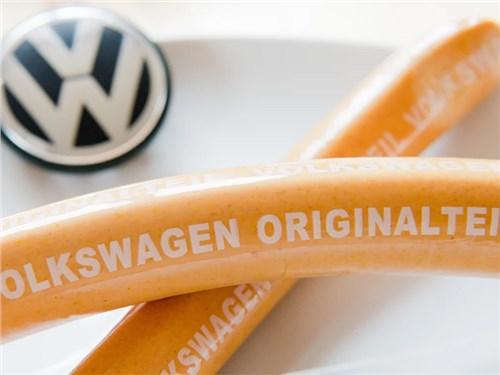 Сосиски сделали кассу Volkswagen