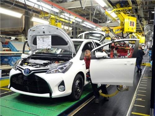 Мировой объем производства автомобилей достиг предела