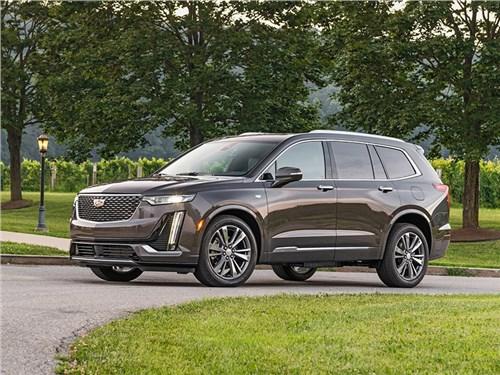 Новость про Cadillac XT6 - Cadillac XT6 2020