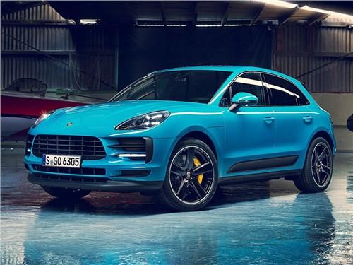Porsche Macan избавится от традиционных двигателей