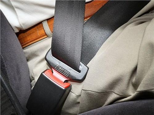 Глонасс будет «стучать» на водителей с непристёгнутым ремнем безопасности