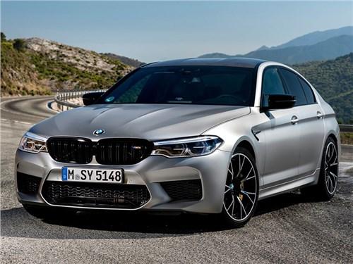 Новость про BMW - BMW M5 2019