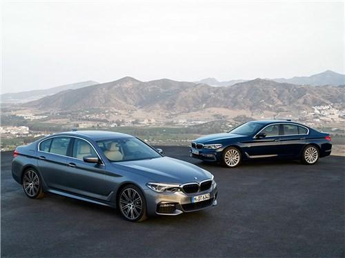Пятая и седьмая серия BMW станут дальнобойными электрокарами