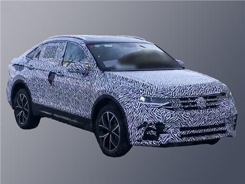 Volkswagen Tiguan получит версию купе