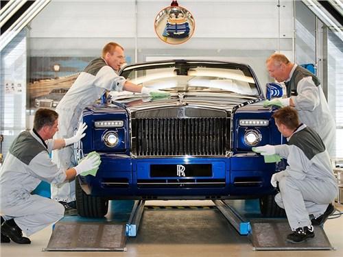 Rolls-Royce станет выпускать аппараты вентиляции легких