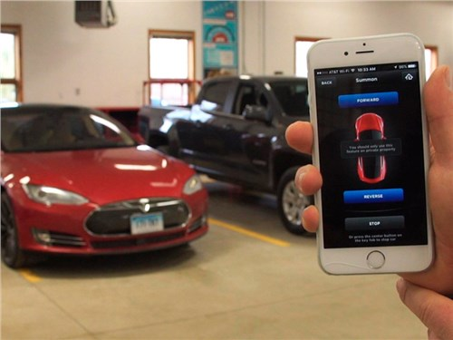 Новость про Tesla Motors - Компания Tesla запустила бесконтактную покупку машин