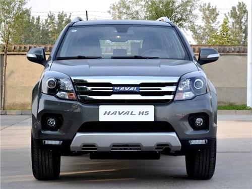 Новость про Haval - Haval H5