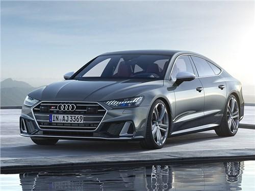 Новость про Audi - Audi S7 Sportback 2020