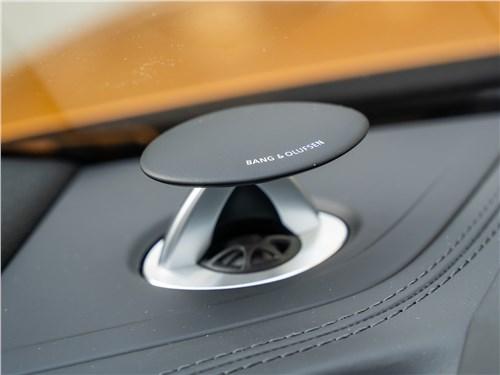 Audi Q8 2019 аудиосистема Bang & Olufsen